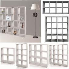 Bücherregal Wandregal Regal Standregal Raumteiler Fächer Aufbewahrung Schrank