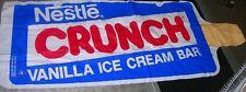 Nestle Crunch Vanilla Ice Cream Bar Pool Water Float Raft Inflatable Unique