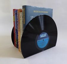 Vinyl Record Bookends