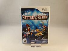 BATTLE OF THE BANDS - NINTENDO WII e WIIU U - PAL ITA ITALIANO - COMPLETO
