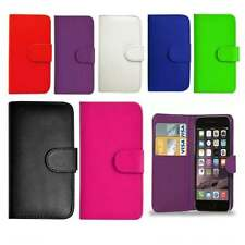 Flip Wallet Leather Case Cover For Apple iPhone5 5S 5SE SE Free Screen Protector