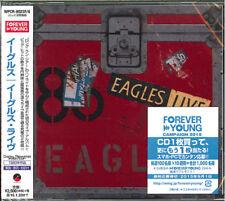 EAGLES-LIVE-JAPAN 2 CD F56