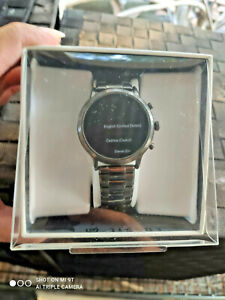 USED Fossil The Carlyle HR Gen 5 Smart Watch