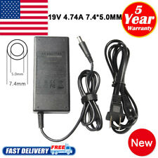 90W For HP ProBook 640 645 650 655 G1 G2 AC Adapter Charger Power Supply Cable