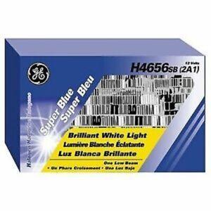 Halogen H4656 SB (Super Blue) HeadLight (1) BULB ~ Fits: 4 bulb system vehicle