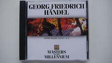 Georg Friedrich Händel - Water Music Suite 1 & 2 - CD