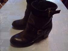 Boots  Bottines SAN MARINA CONGA NOIR taille 41 NEUVES
