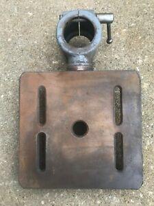 """Delta Rockwell 14"""" 15"""" Drill Press TILT TABLE DP-200 DP-501 fits 2 3/4"""" Column"""