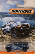MATCHBOX Camouflage series: Hummer H2 Concept, 2017 issue (NEW in BLISTER)