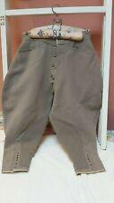 "VINTAGE 1940s jodhpurs breeches trousers mens original 30"" waist"