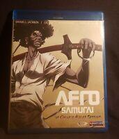 Afro Samurai: Complete Murder Sessions (Bluray 2009 2-Disc Set) Samuel L Jackson