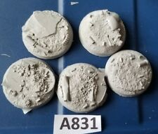 40mm Dragon Forge Urban Rubble Scenic Bases A831