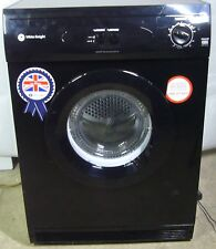 "White Knight ""C44A7B"" 7kg Vented Black Tumble Dryer  NEW  RRP £199"