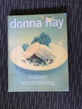 Instant Entertaining by Donna Hay (Hardback, 2006) - GREAT CHEF - GREAT RECIPES