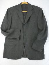 ANDREW FEZZA CARLANDA VTG Gray Wool Cashmere Blazer Suit Coat Jacket Men's 40R