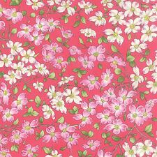 MODA Fabric ~ DOGWOOD TRAIL II ~ Sentimental Studios (33031 15) by the 1/2 yard