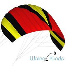||| PARAFLEX SPORT 2.3 ROT ||| Lenkmatte Lenkdrachen Wolkenstürmer Safety Kite
