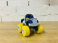 Banana Blasted Crusher - Blaze and the Monster Machines Monster Truck Diecast