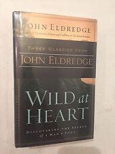 Brand New Classics ELDREDGE Wild At Heart The Sacred Romance Journey Of Desire