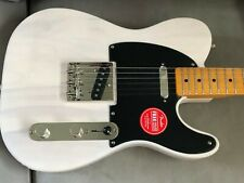 Squire Classic vibe 50's telecaster, white Blonde