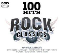 Various Artists - 100 Hits: Rock Classics / Various [New CD] UK - Import