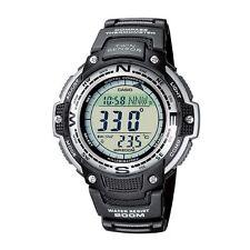 Casio Para Hombre Resistente Al Agua Sport Brújula Digital Twin Sensor Watch Outgear