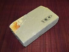Japanese Natural Whetstone Ohira Tomae & Namito Razor Size 954g from Kyoto Japan
