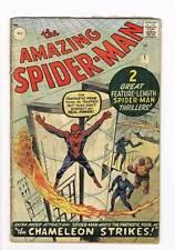 US Silver Age Spider-Man Comics