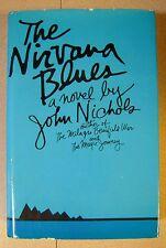 The Nirvana Blues by John Nichols Signed 1st/1st w/ Drawing HRW(1981HC)