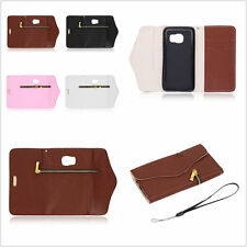 Unbranded/Generic Leather Cases & Covers with Clip