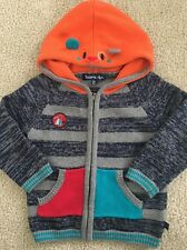 Souris Mini Hoodie Sweatshirt Jacket Boys 24M