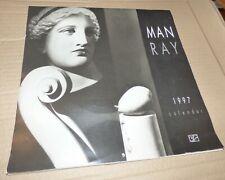 PHOTOS MAN RAY 1997 CALENDAR CALENDRIER GRAPHIQUE DE FRANCE