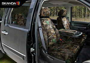 Realtree Advantage Timber Tailored Seat Covers for Ford F Series - Made to Order