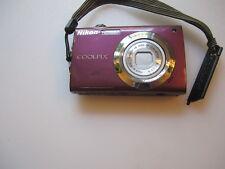 nikon coolpix camera   s4000      b1.37