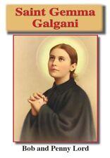St Gemma Galgani Pamphlet/Minibook, by Bob and Penny Lord