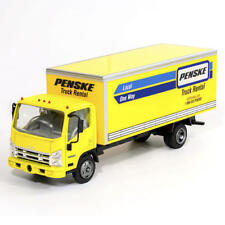 Penske 1:48 Die-Cast Isuzu Rental Box Delivery Moving Truck O gauge train