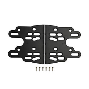 Radio Replacement Installation Kit Brackets for Car Stereo Panel Fascia Side