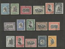 [Portugal 1928 – Independence of Portugal - third issue] complete used set