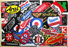 Wholesale lot 50 Motorcycles Biker Car Racing Chopper Embroidery Iron Patch A1