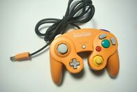 Nintendo GameCube orange controller Japan official NGC gamepad US Seller