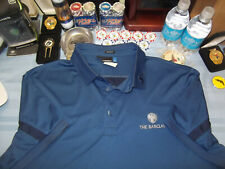 J. LINDBERG PERFORMANCE GOLF POLO - REGULAR FIT - 2XL - FITTED - THE BARCLAYS
