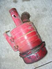 Original Ih Farmall 460 Diesel Row Crop Tractor Air Cleaner Amp Brkt Assy