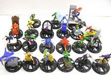 Heroclix DC 10th Anniversary-ensemble complet #1 - #21