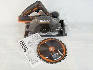 NEW RIDGID 18 VOLT GEN5X 7-1/4 INCH CORDLESS CIRCULAR SAW R8652 Bare Tool