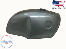 BMW R100 Rt Rs R90 R80 R75 Metallic & Silver Painted Steel Petrol Tank|Fit For