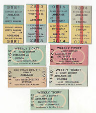 Collectable Railroad Tickets
