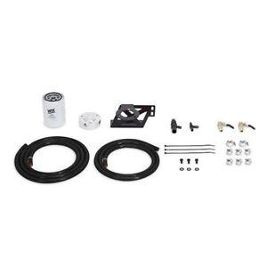 Mishimoto Black Coolant Filter Kit For 2008-2010 Ford 6.4 Powerstroke Diesel