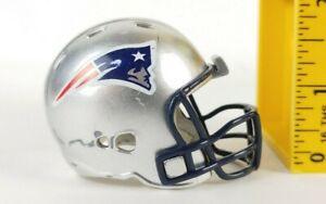 """NFL New England Patriots Riddell Pocket Pro Mini Football Player Helmet Bar 2"""""""