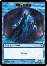 10 Token Cards - SPIRIT - Avacyn Restored - SAME ART - NM/SP - Magic MTG FTG