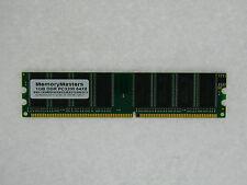 Compaq Business Desktop dc7100 CMT D530 CMT 1GB PC3200 DDR Memory